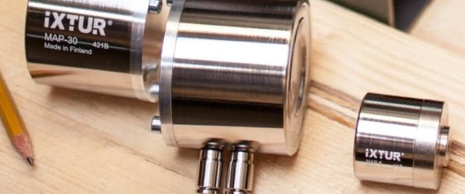 Pneumatische Magnete von Ixtur