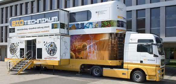 Forschungs-Truck
