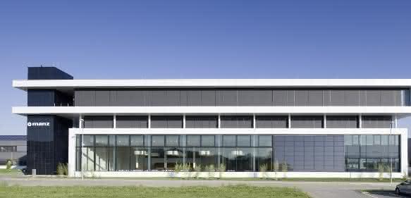 Manz Unternehmenszentrale in Reutlingen