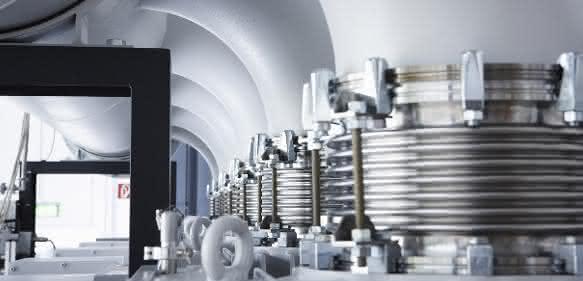 Modulares Vakuumsystem Stahlentgasung