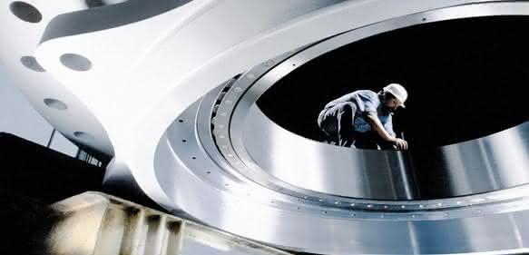 Pendelrollenlager Montage VDMA Konjunktur