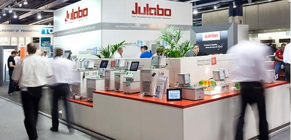 JULABO Messestand