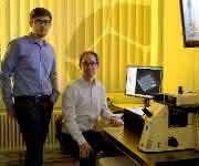 Nanoscibe-Gründer