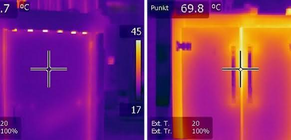 Thermografiebilder