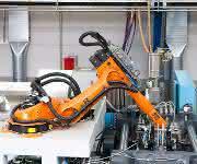 Kuka Roboter Borscheid + Wenig KR60