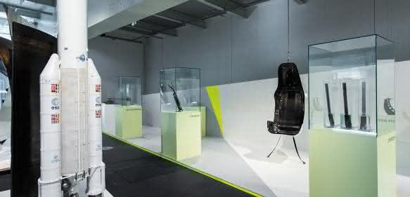 """Ausstellung """"Harter Stoff"""" im Deutschen Museum in München"""