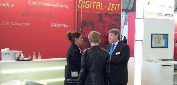Digital-Zeit auf der Personal 2015