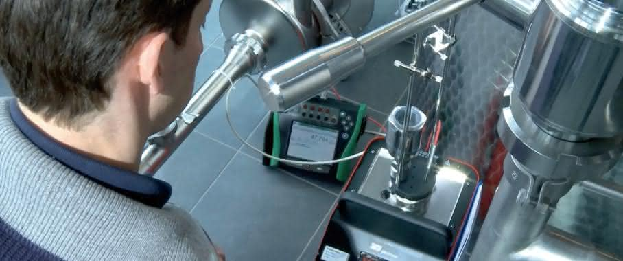 Widerstandsthermometer TM411