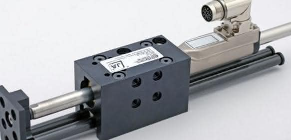 Ultradynamic-Linearmotor-Modul