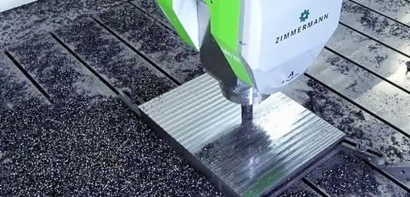 Portalfräsmaschine: Effizienz am harten Bauteil