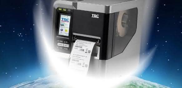 TSCs MX240 Serie gehört zu den Besten des Industriepreis 2015