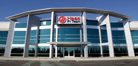 Haas F1-Team Heimatbasis USA