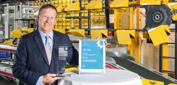SSI Schäfer Industriepreis 2015 Buchmann