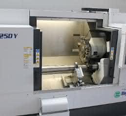 Biglia CNC-Wellendrehmaschine B 1250