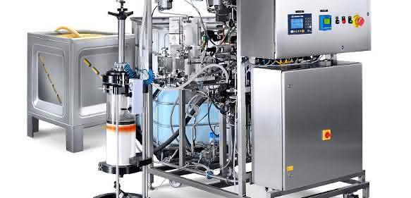 Niederdruck-Chromatographiesystem