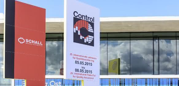 Control 2015 in Stuttgart