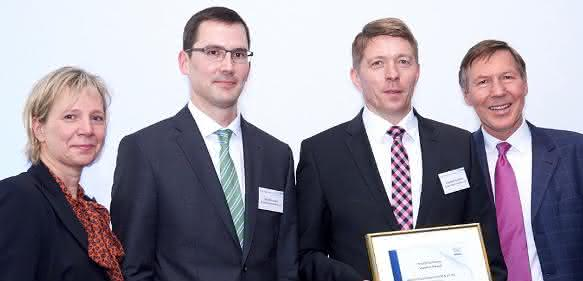 Nestlé Supplier Award