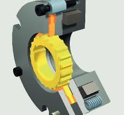 Mini-Bremse für Robotergelenke von Mayr