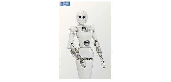 Die Minibremse kommt im Roboter Aila des DKF zum Einsatz.