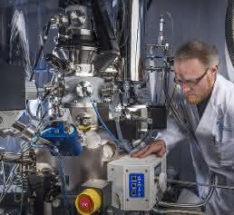 Heliumionenmikroskop