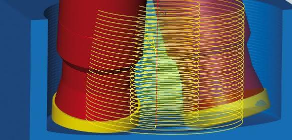 CAM/CAD-Suite Hypermill