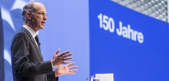 Vorstandsvorsitzender Dr. Kurt Bock