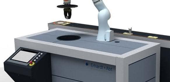 Inline-Computertomographie- Anlage
