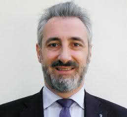 Daniele Cerizzi, Leiter der Reifenhauser-Niederlassung in Italien