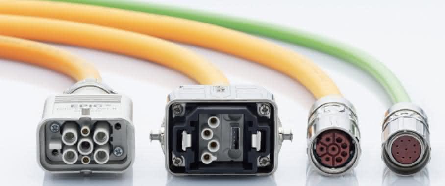 Epic-Steckverbinder von Lapp