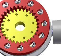 Exzentergetriebe mit Parallelkurbeln