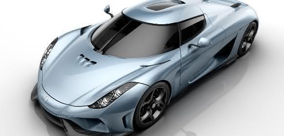 Regera von Koenigsegg