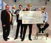 Sieger des Kuka Innovation Award
