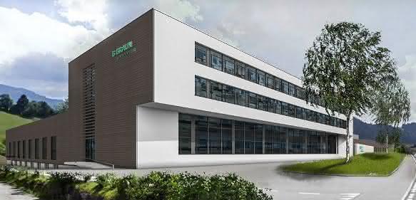 Neue Fabrik in Escholzmatt