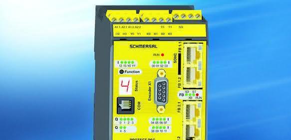 modular safety controller