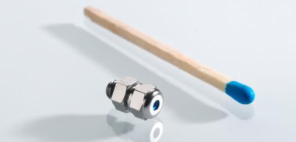 Kabelverschraubung Größe M4