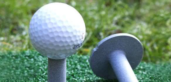 Golftees (Rangetees) aus EPMT