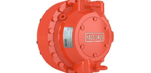 Radialkolbenmotoren Hägglunds CA 10 bis 40