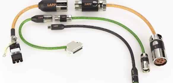 Ölflex Connect Servo von Lapp