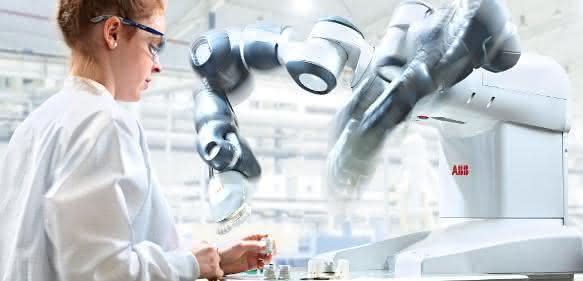 Zweiarm-Roboter Yumi
