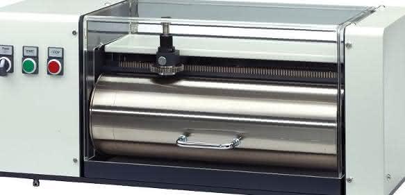 Abrieb-Prüfmaschine