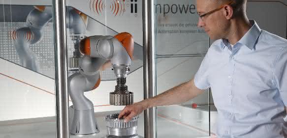 Leichtbauroboter iiwa von Kuka