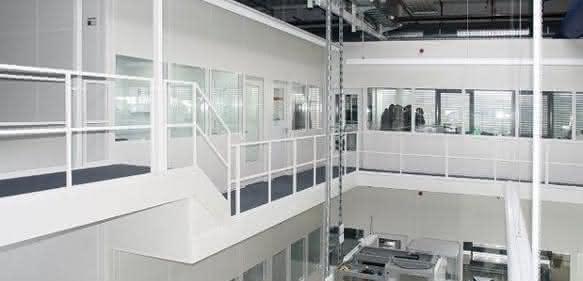 Betriebseinrichtungen von Tixit