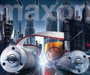 Produktkatalog von Maxon Motor