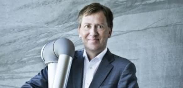 Enrico Krog Iversen, CEO bei Universal Robots