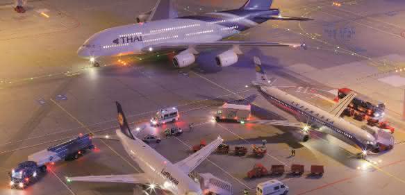 Flughafen Knuffingen Airport
