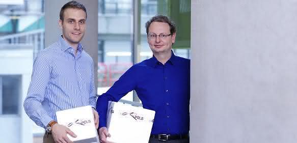 Dr. Ramon Kranaster und Matthias Drum