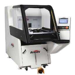 Im Bereich Kreuzschleifen wird auf der Fachmesse Turning Days Süd die neu entwickelte horizontale Kreuzschleifma-schine SH5000 des amerikanischen Herstellers Sunnen präsentiert.
