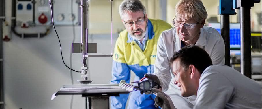 Tata Steel Produktentwicklung