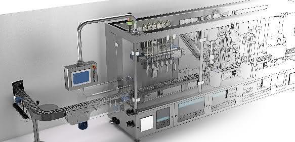Transportsystem von Festo und Siemens