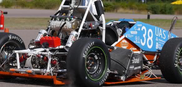 Formel-Rennwagen BRC2014